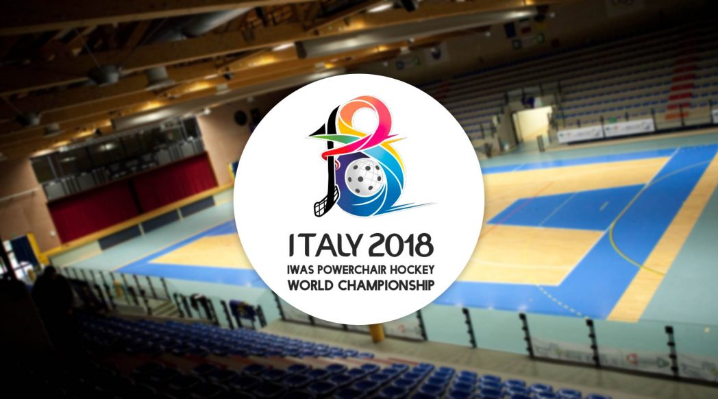 Italy 2018 IWAS Powerchair Hockey World Championship