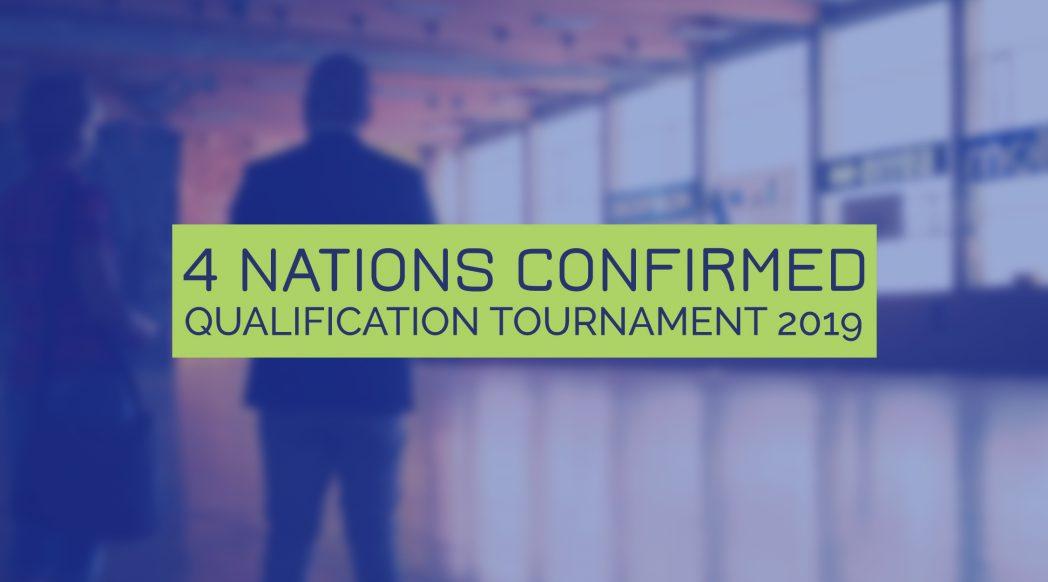 2019 QUALIFICATION TOURNAMENT